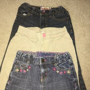 Other - Lot of Girls 5T pants